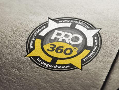 Логотип «Pro360 Uzbekistan»