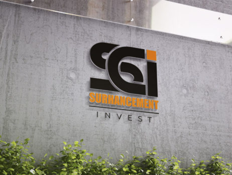 Логотип и фирменный стиль «Surhancement»