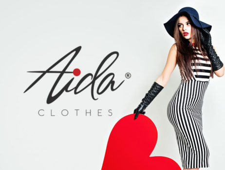 Логотип «Aida»